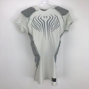 Under Armour Heat Gear Padded Compression Shirt XL